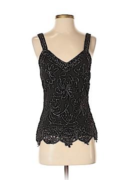 Pretty Angel Sleeveless Silk Top Size S
