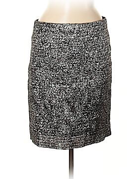 Carven Silk Skirt Size 42 (FR)