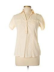Unbranded Clothing Women Short Sleeve Blouse Size M