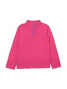 Garnet Hill Fleece Jacket Size X-Large (Kids)