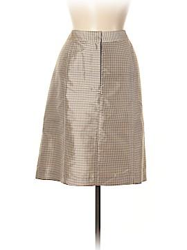 Lands' End Silk Skirt Size 12