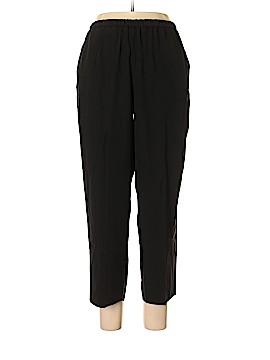 Bob Mackie Casual Pants Size L (Petite)