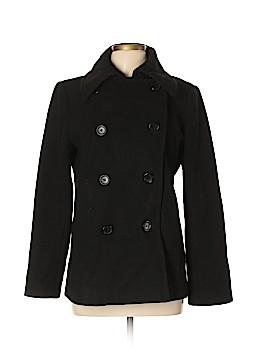 J. Crew Factory Store Wool Coat Size L