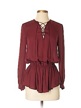 Rebecca Minkoff Long Sleeve Blouse Size XS