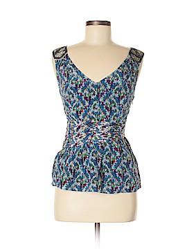 Edme & Esyllte Sleeveless Silk Top Size 8