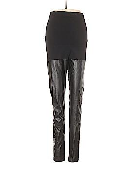 Rune Faux Leather Pants Size XS