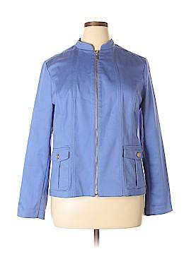 Charter Club Jacket Size 18 (Plus)