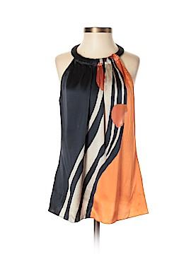 Tahari Sleeveless Silk Top Size S
