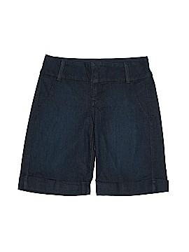 Fade to Blue Khaki Shorts Size 10