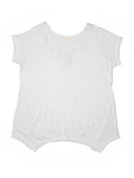 Bobbie Brooks Short Sleeve Top Size 1X (Plus)