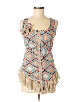 Yahada Sleeveless Blouse Size S
