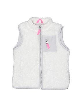 Carter's Faux Fur Vest Size 5T