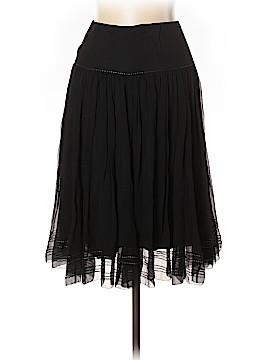 Elie Tahari Silk Skirt Size M