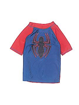 Spiderman Short Sleeve T-Shirt Size 4