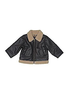 Baby Gap Faux Leather Jacket Size 12-18 mo