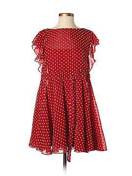 Eva Franco Casual Dress Size 0 (Petite)
