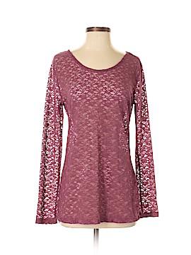 Soft Surroundings Long Sleeve Blouse Size S