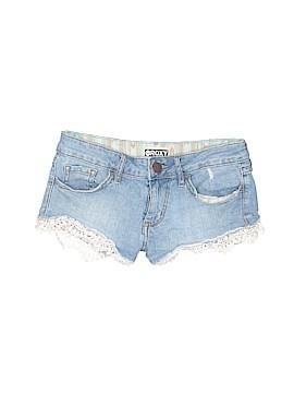 Roxy Denim Shorts Size 0
