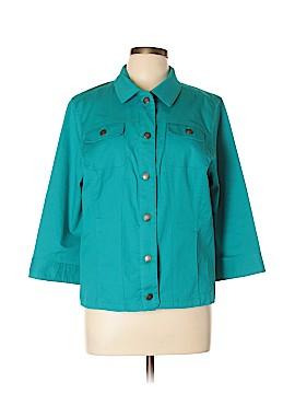 Christopher & Banks Jacket Size L