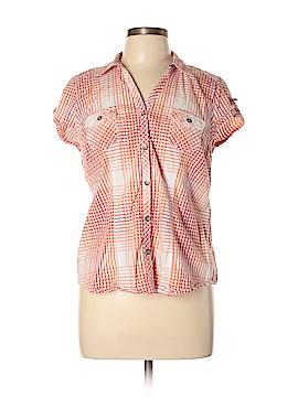 SONOMA life + style Short Sleeve Blouse Size L