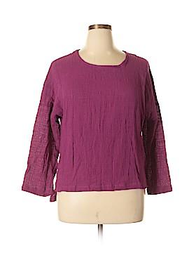 Zanzea Collection Long Sleeve Blouse Size XL