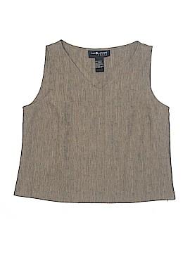 Sag Harbor Sleeveless Blouse Size 16 (Petite)