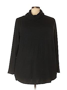 Lisa Rinna Long Sleeve Top Size 2X (Plus)