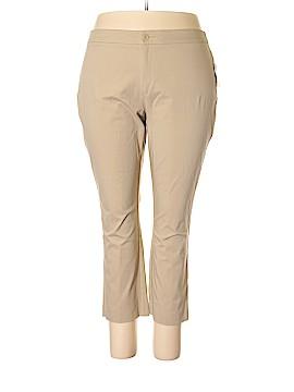 Coldwater Creek Khakis Size 20 (Plus)