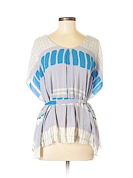 Addison Short Sleeve Silk Top Size XS