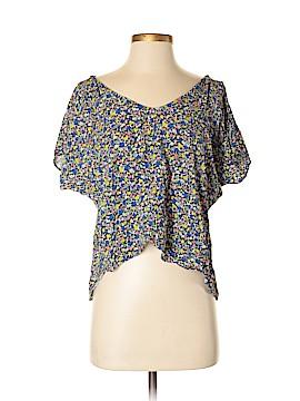 BCBGeneration Short Sleeve Blouse Size XXS