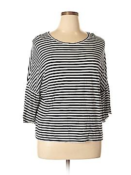 Trafaluc by Zara Short Sleeve Top Size L