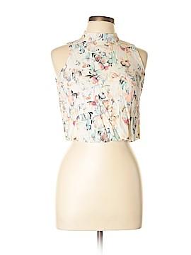 Bershka Short Sleeve Blouse Size L