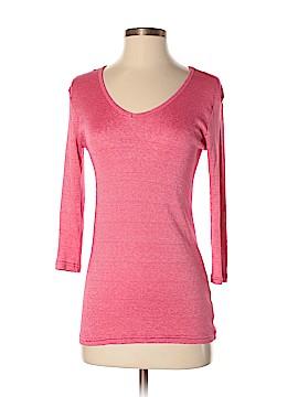 Michael Stars 3/4 Sleeve T-Shirt Size Sm (0)