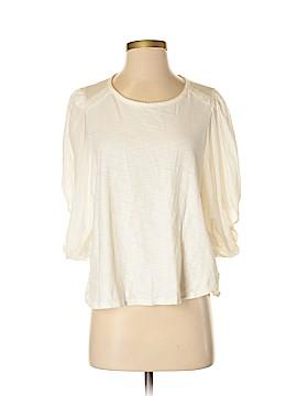 Eri + Ali Short Sleeve Blouse Size S