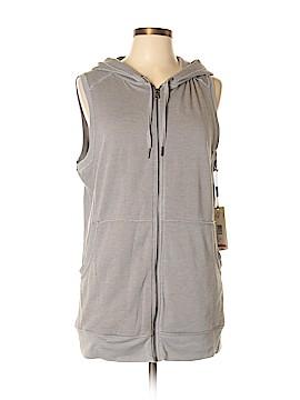 Calvin Klein Zip Up Hoodie Size 0X (Plus)