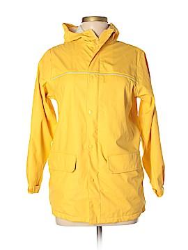Lands' End Raincoat Size M