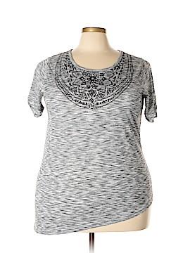 Silverwear Short Sleeve Top Size XL