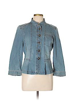 Ann Taylor LOFT Denim Jacket Size 12