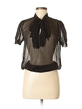 Jennifer & Grace Short Sleeve Top Size S