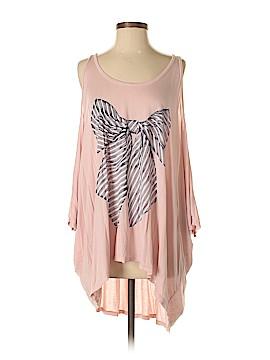 Lauren Moshi 3/4 Sleeve Top Size S