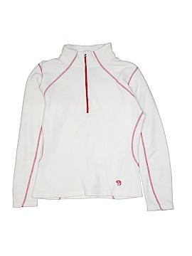 Mountain Hardwear Fleece Jacket Size L (Youth)