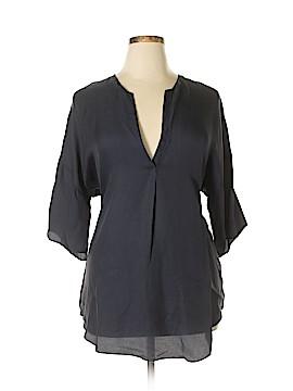 Zara Short Sleeve Blouse Size L