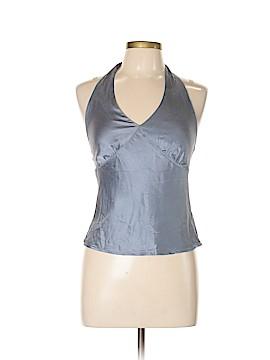 Janeville Sleeveless Silk Top Size 8