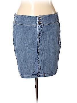 Unbranded Clothing Denim Skirt Size 20 (Plus)