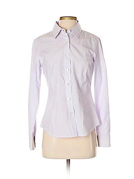 J. McLaughlin Long Sleeve Button-Down Shirt Size 4