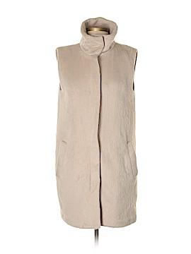 Theory Faux Fur Vest Size S