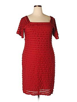 Ashley Stewart Casual Dress Size 2X (Plus)
