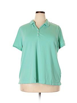 Croft & Barrow Short Sleeve Polo Size 2X (Plus)
