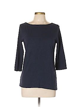 Ann Taylor LOFT Outlet 3/4 Sleeve T-Shirt Size L (Petite)