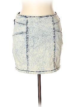 Nollie Denim Skirt Size L